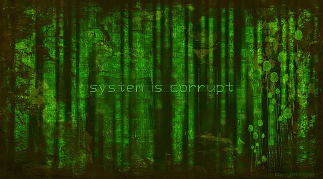system is corrupt | Flickr - Photo Sharing!